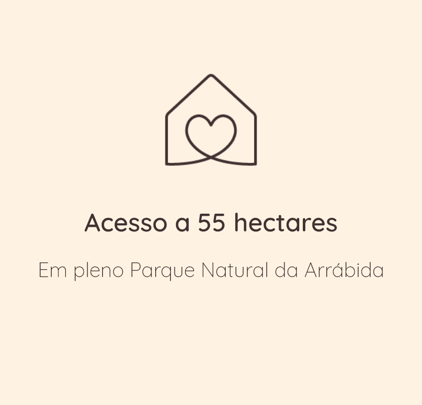 8. Acesso a 55 hectares